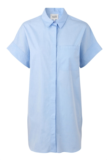 Second Female Heaven Shirt Tunic, sky blue