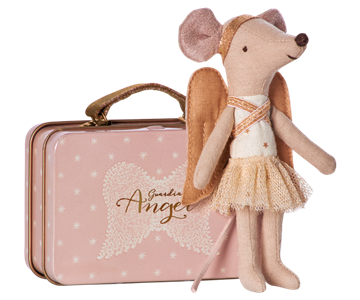 Maileg Mouse - Guardian Angel - Engle mus